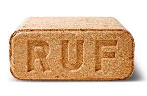 топливные брикеты RUF