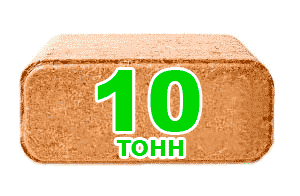 Купить евродрова 10 тонн