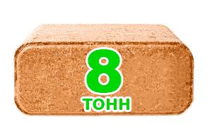 Купить евродрова 8 тонн