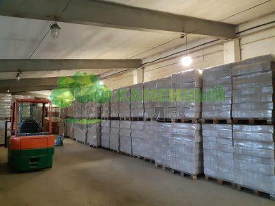 брикеты RUF на складах госрезерва
