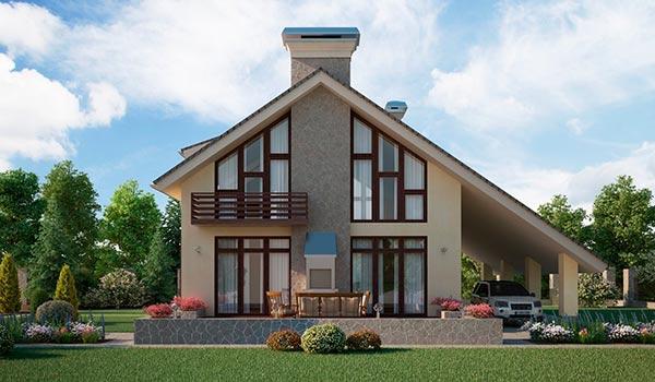 Брикеты RUF для домов и коттеджей