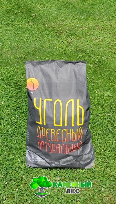 уголь 5 кг - Каменный лес